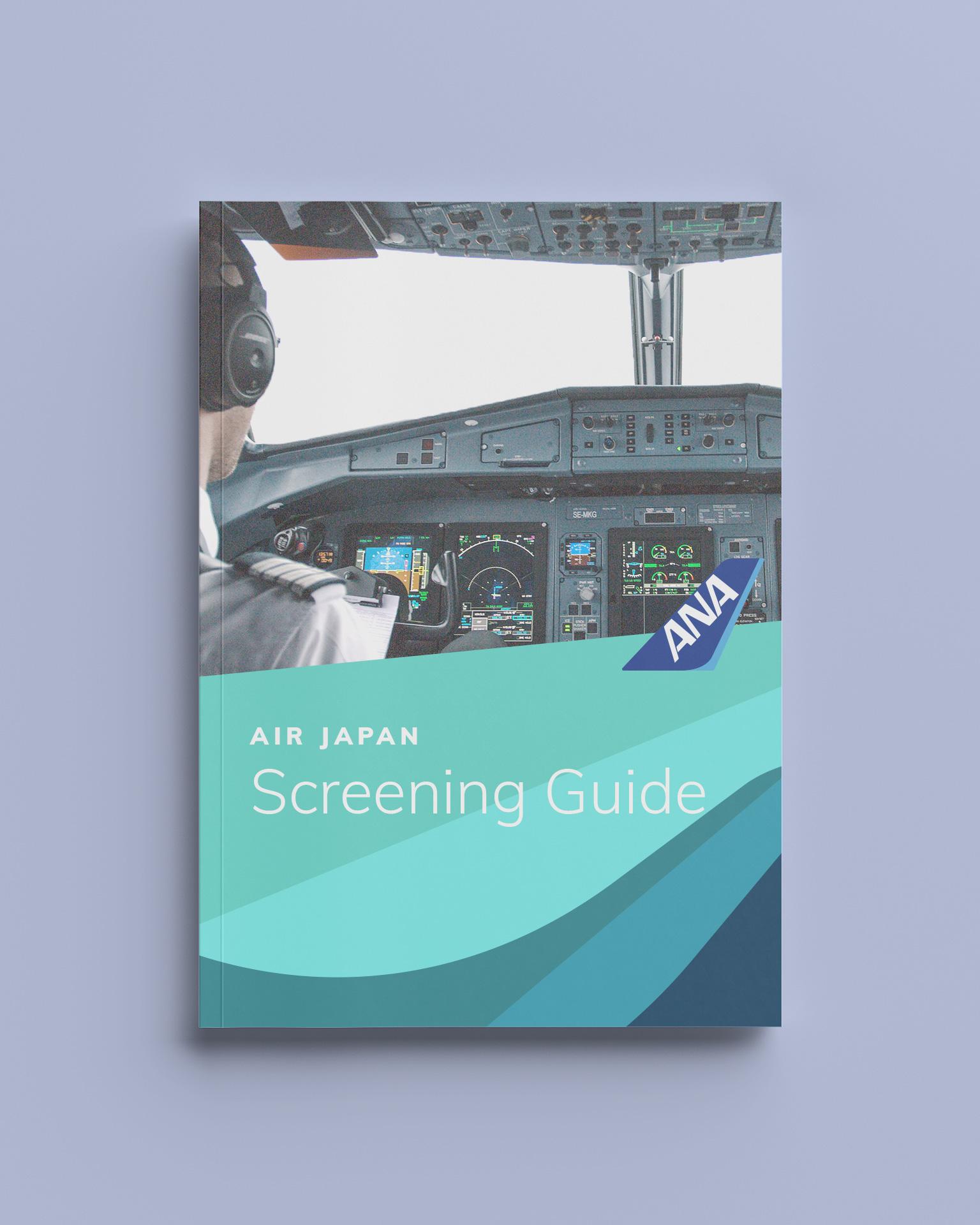 Air Japan Screening Guide