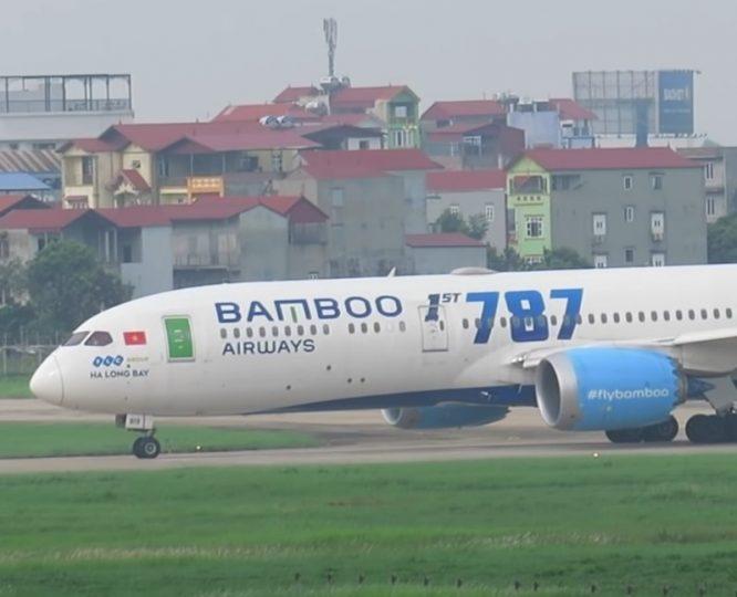 pilotjob Bamboo B787