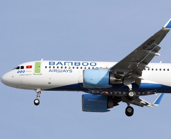 Pilotjob Bambooairways CPTFOA320