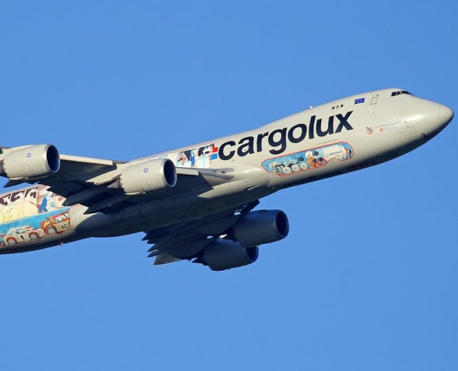 Pilotjob Cargolux FOB747