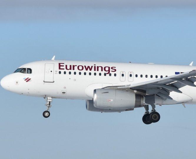 Pilotjobs EurowingsDiscover A320