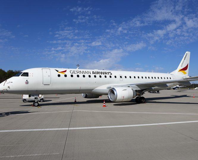 Pilotjobs Germanairways CPT