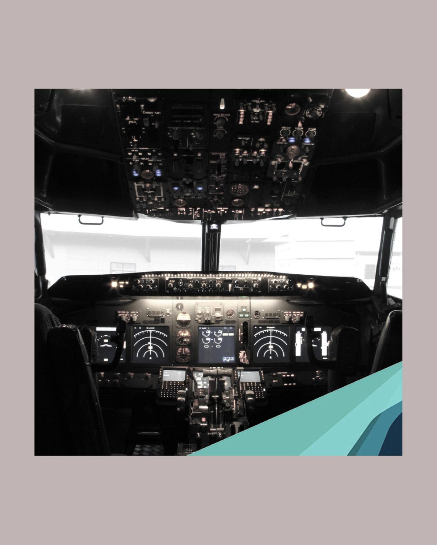 Flugsimulator Berlin Sim Training 737 NG OTD