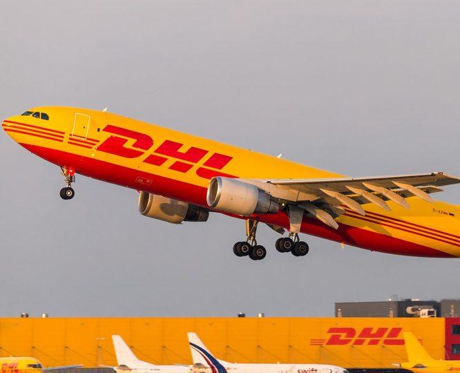 pilotjobs DHL FO